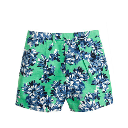 Tap Short in Photo Floral