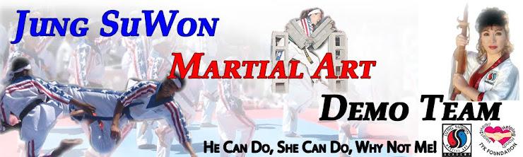 Jung SuWon Martial Art Demo Team