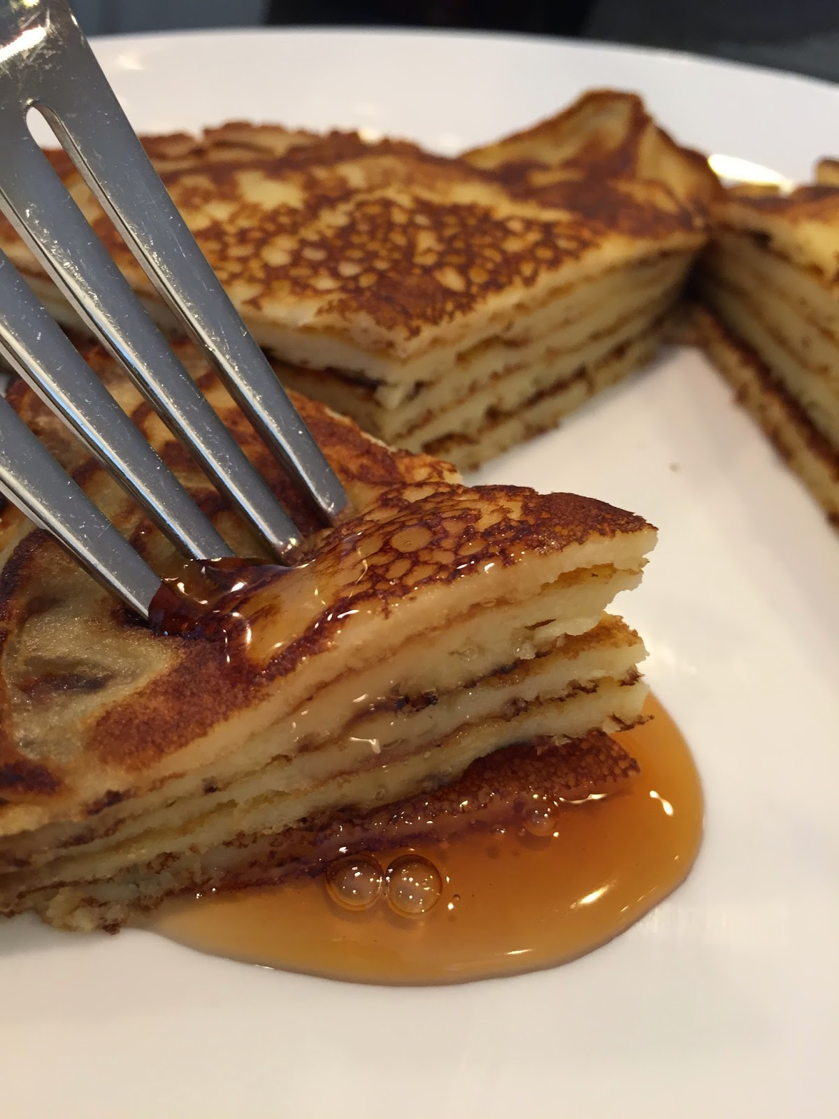 Everyday sisters perfect thin pancakes if you like pancakes that are thicker than a crepe but thinner than the usual pancake then this is the recipe for you this super simple recipe takes just a ccuart Gallery