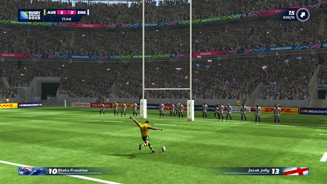 Rugby World Cup 2015 Video Game Download Photo