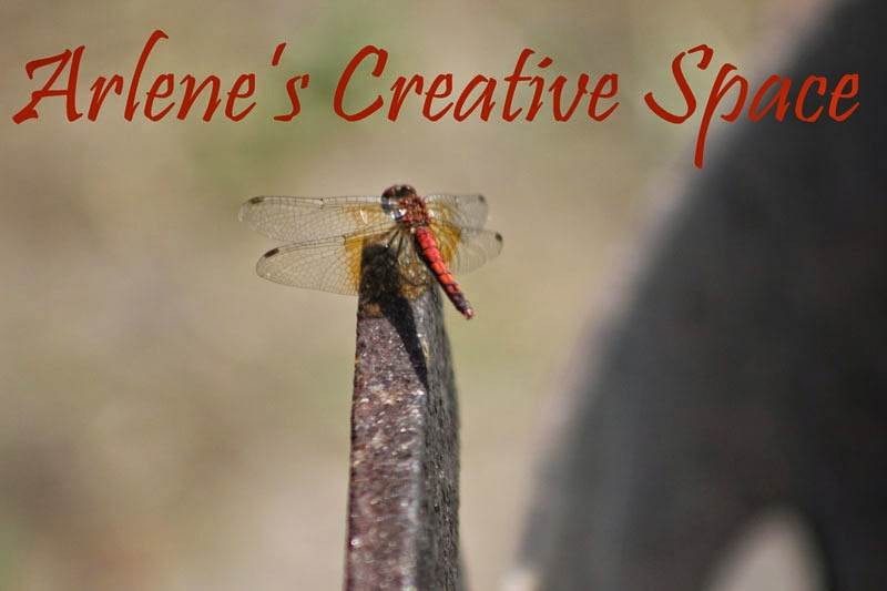 Arlene's creative space
