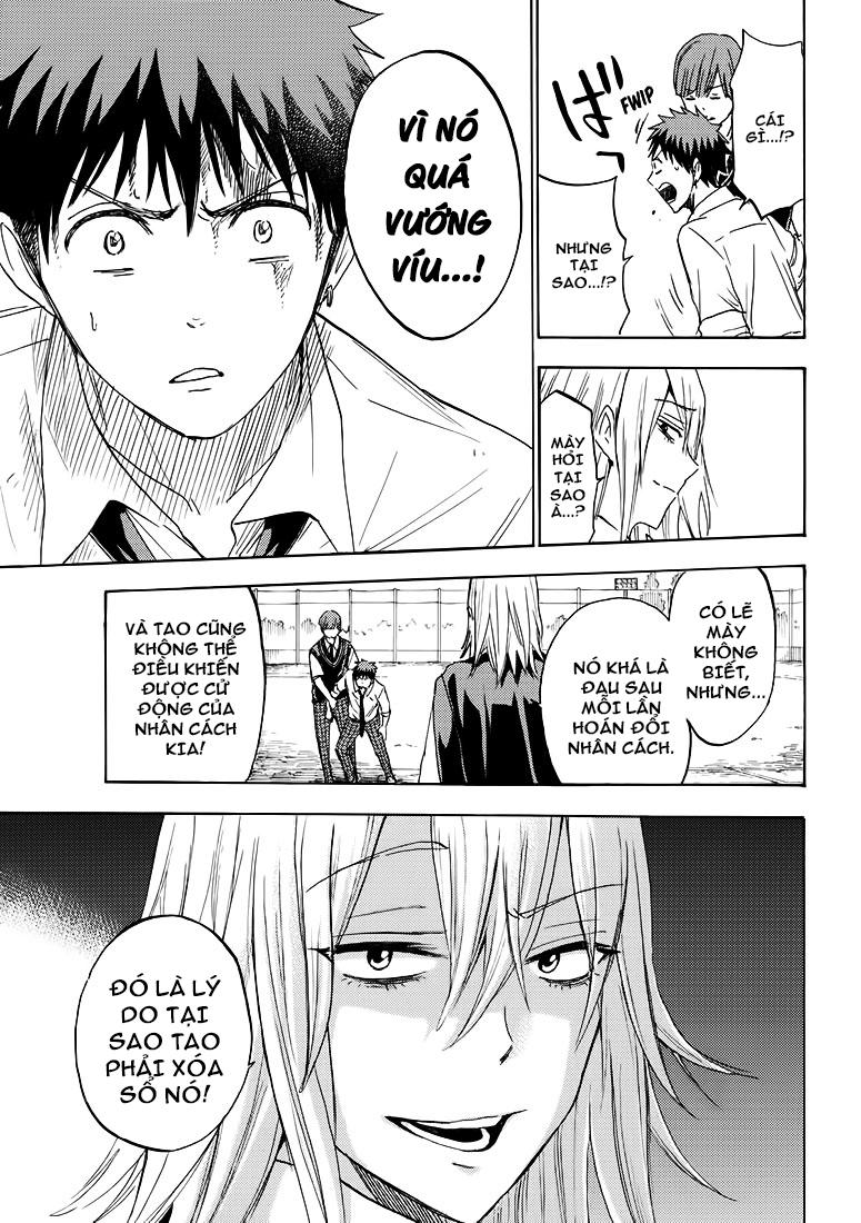 Yamada-kun to 7-nin no majo chap 221 Trang 13 - Mangak.info