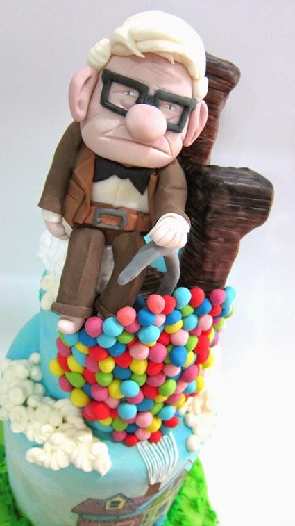 UP Cake Design