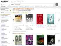 Amazon lanzó su tienda de e-books en español