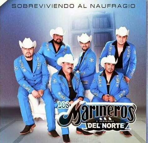 Los Marineros Del Norte – Sobreviviendo Al Naufragio (Álbum 2014)