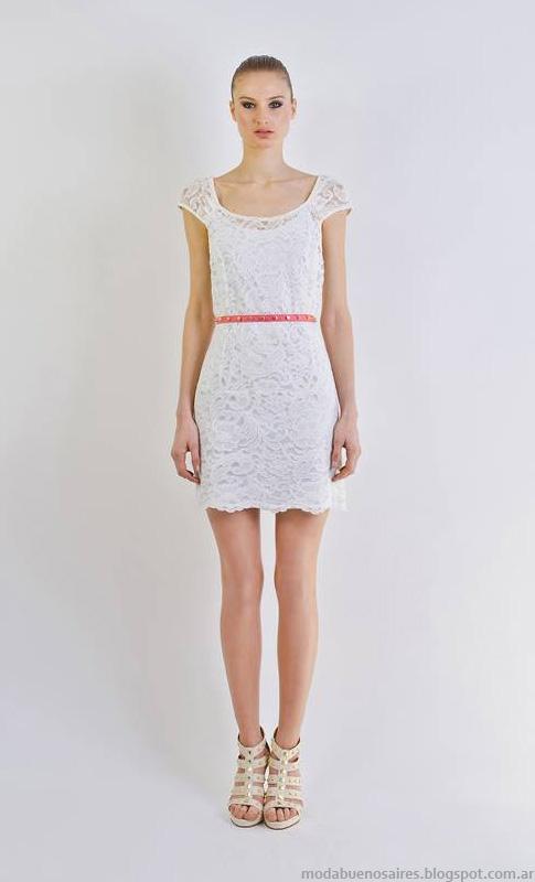 Vestidos vestidos 2014. Natalia Antolin 2014.