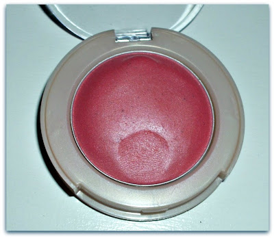 blush bouncy maybelline