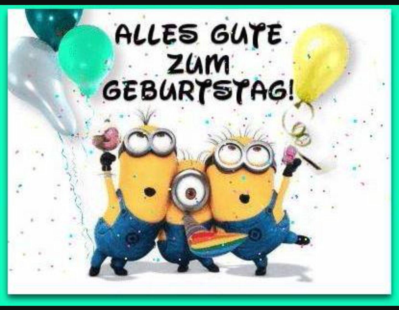 Поздравления ко дню рождения на немецком