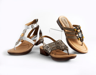 Earth Shoes, sandals, spring fashion