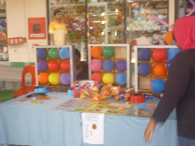 Dart Balloon Game