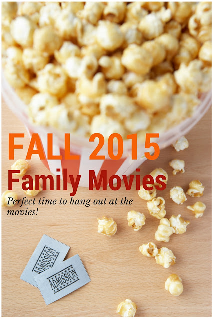 So many great movies coming out this Fall (Hotel Transylvania 2, The Good Dinosaur, Pan, etc). Here is your comprehensive list of Fall 2015 Family Friendly Movies #FandangoFamily #ad