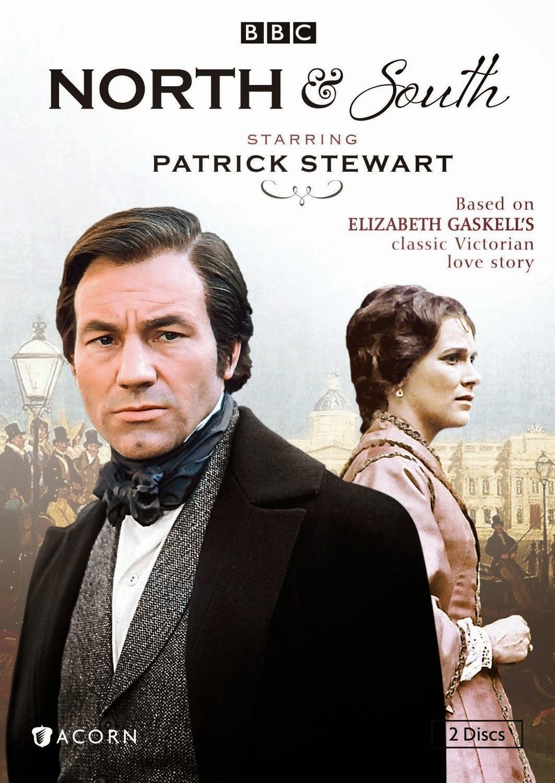 Patrick stewart north and south