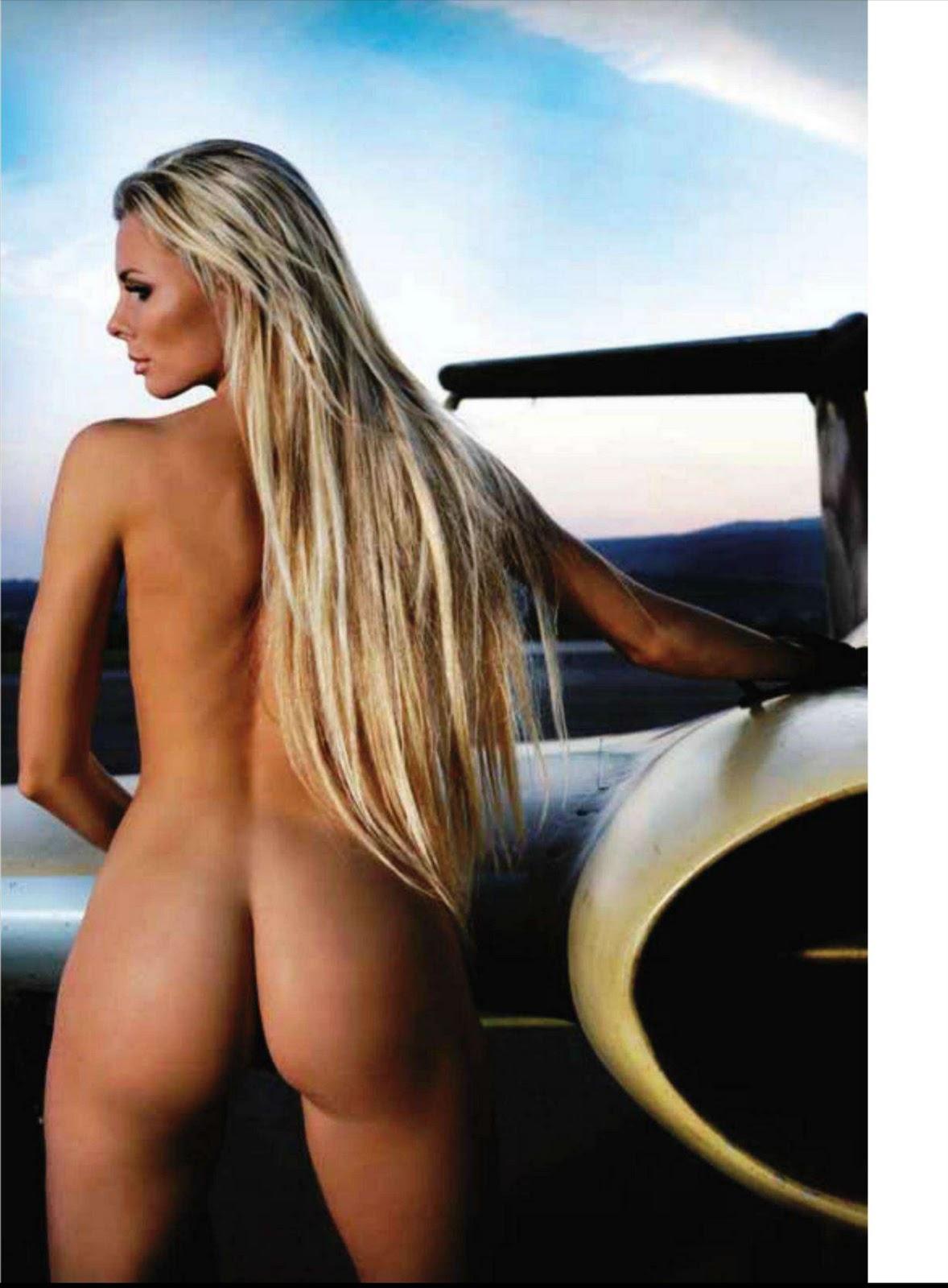 Federica Ariafina Playboy Nude