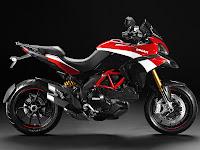 2012 Ducati Multistrada 1200S Pikes Peak Gambar Motor 3