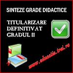 Examen titularizare 2014