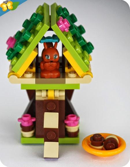 LEGO® Friends Animaux - Série 1 - L'écureuil