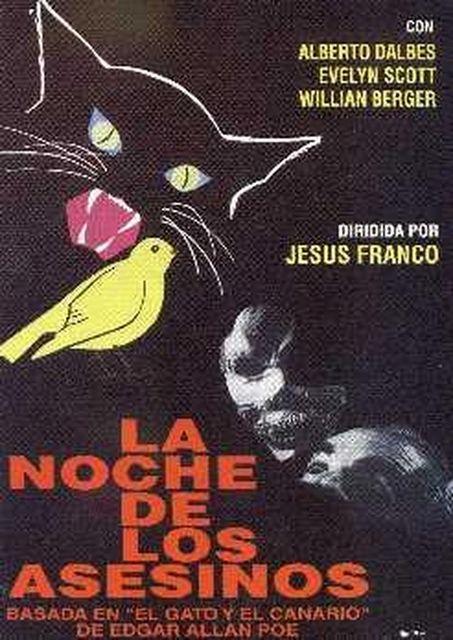 La noche de los asesinos 1976 vhs rip espa ol - Acantilado filmaffinity ...