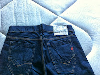replay jeans size 30 L32
