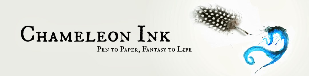 Chameleon Ink - A Writer's Blog