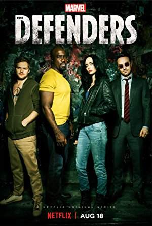 Poster The Defenders 2017–