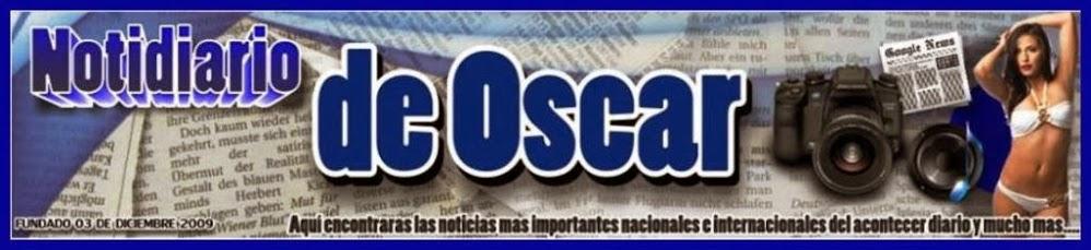 Notidiario de Oscar