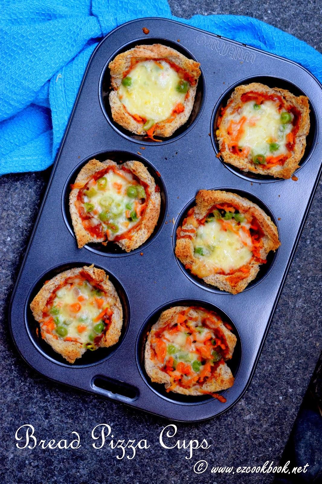 Quick easy snacks recipes