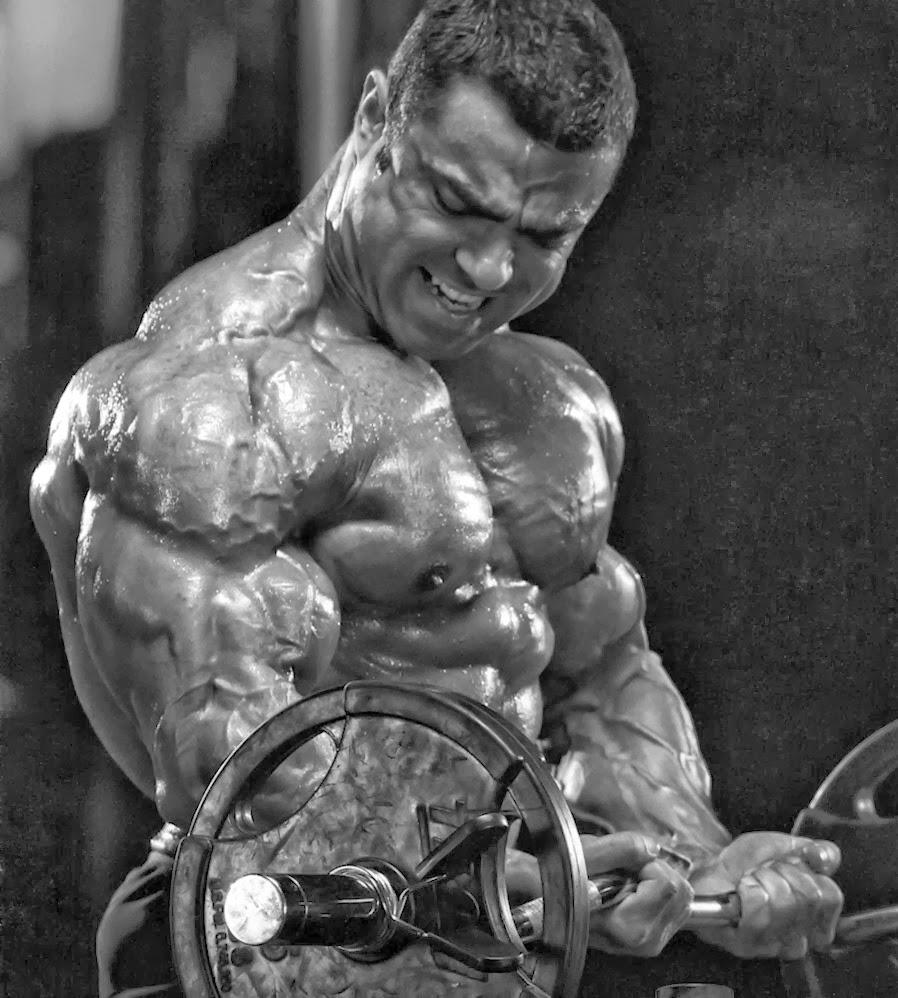 Daily Bodybuilding Motivation: pot pourri N113