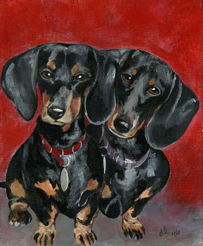 Pet Portrait Blog ~ have your pet painted by me!