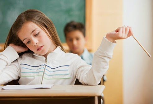 Gangguan Konsentrasi pada Anak Hiperaktif (ADHD)