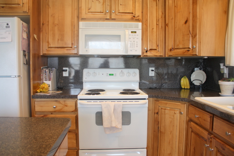COUNTRY GIRL HOME : New beadboard backsplash in Kitchen