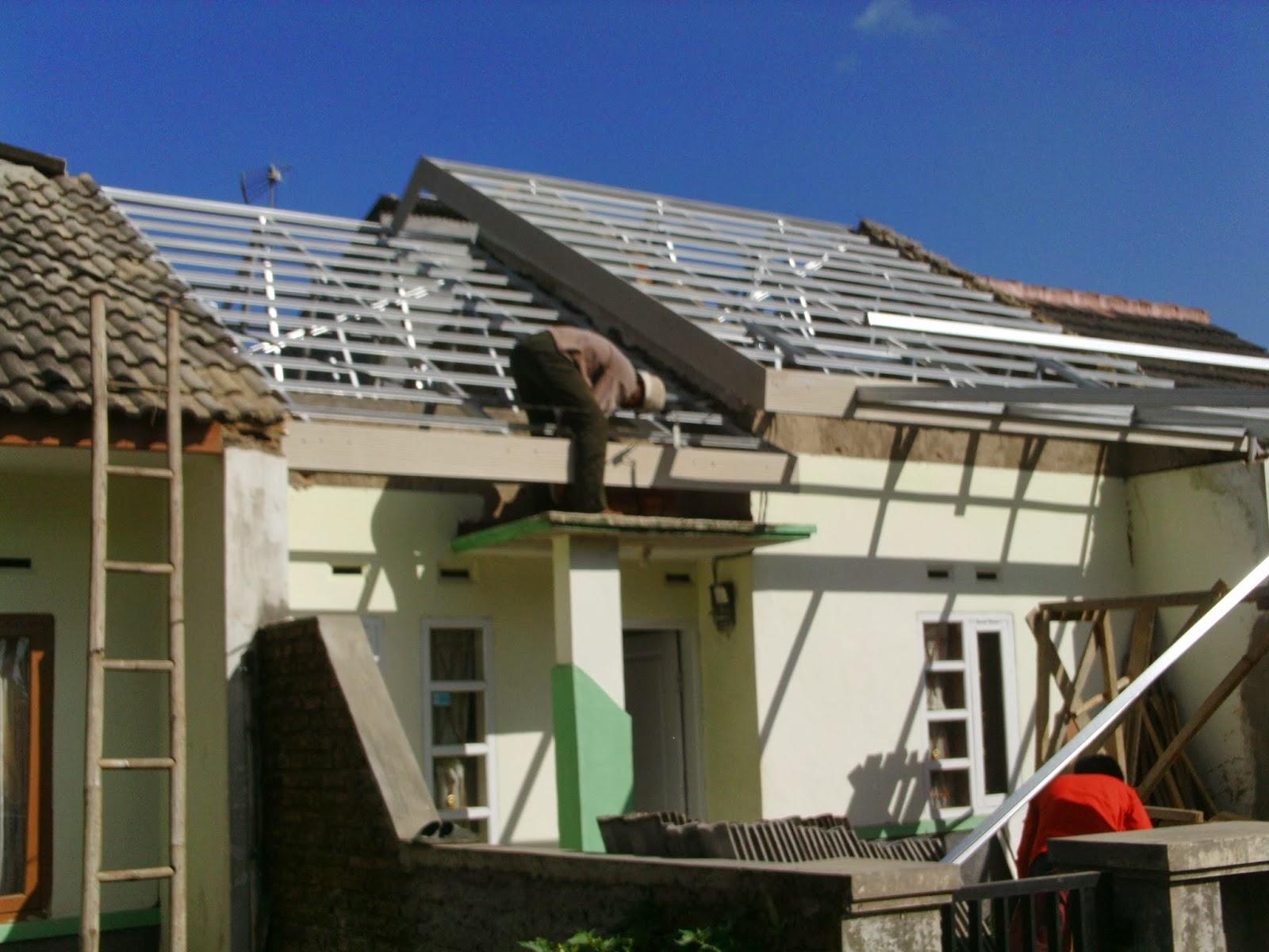 Renovasi Atap Rumah Type-36 Bersubsidi
