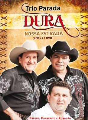 Box Coletânea Trio Parada Dura Nossa Estrada
