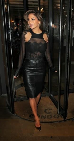 Nicole Scherzinger Hairstyle