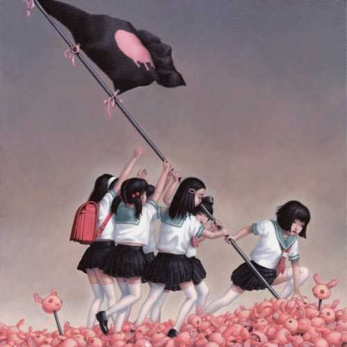 [Album] アーバンギャルド – 少女KAITAI TAI版 (2015.05.02/MP3/RAR)