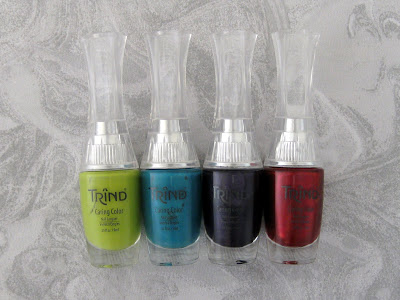 Trind, Nails, Nail Polish, Perfect System, Manicure, Pedicure