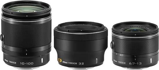 Anuncio: 1 Nikkor Lente 32mm f/1.2 , nikkor, 32mm, f1.2, 32mm 1.8, lente nikon, anuncio