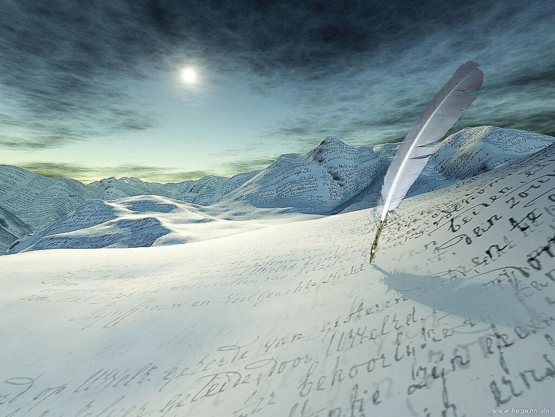 La única magia verdadera existe en el lápiz de un poeta.