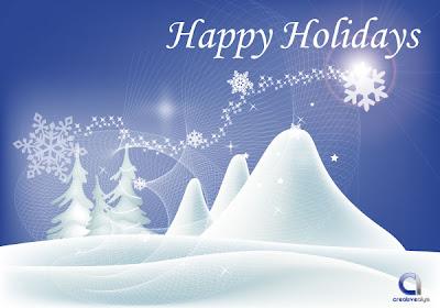 Free Holiday Wallpaper