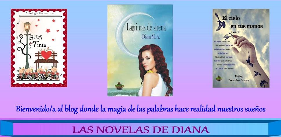 Las novelas de Diana