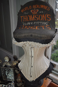 Thomson&#39;s Corset Display Mannequin