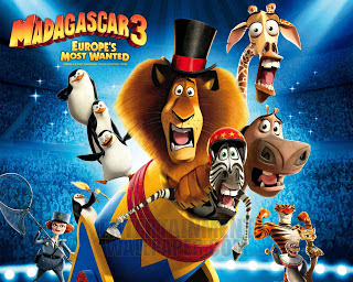 Madagascar 3 : Europes Most Wanted 2012