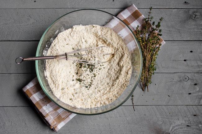 Brašno sa majčinom dušicom / Flour with thyme