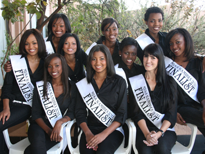 miss namibia 2011 contestants