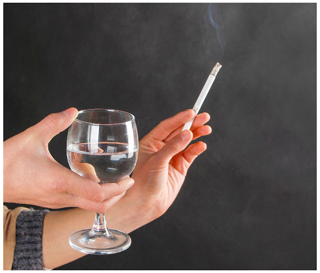 Avoid Drinking & Smoking