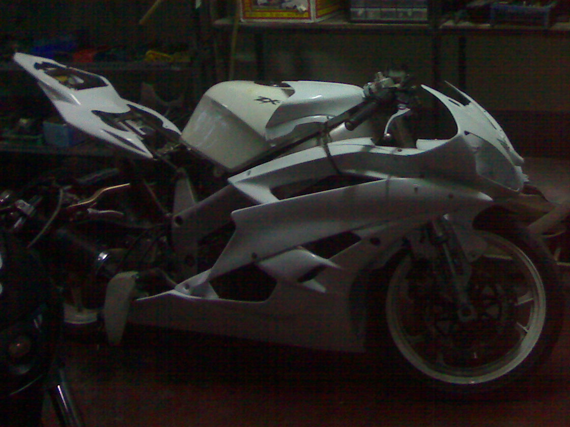 Custom Parts Yamaha R6 Lincoln Sa 200 Images Of