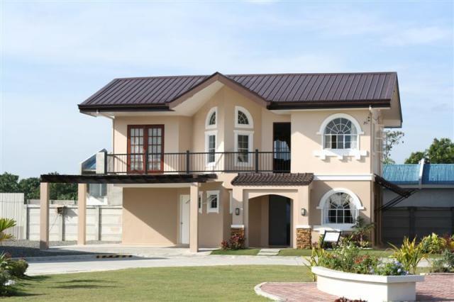 Fotos de fachadas de casas bonitas vote por sus fachadas - Colores de fachadas de casas bonitas ...