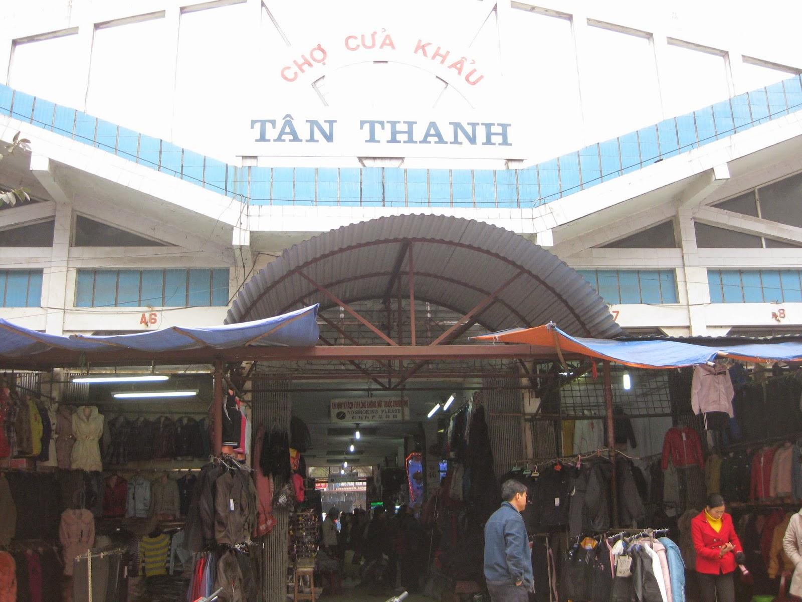 Mẫu Đồng Đăng - Cửa khẩu Tân Thanh 1 ngày