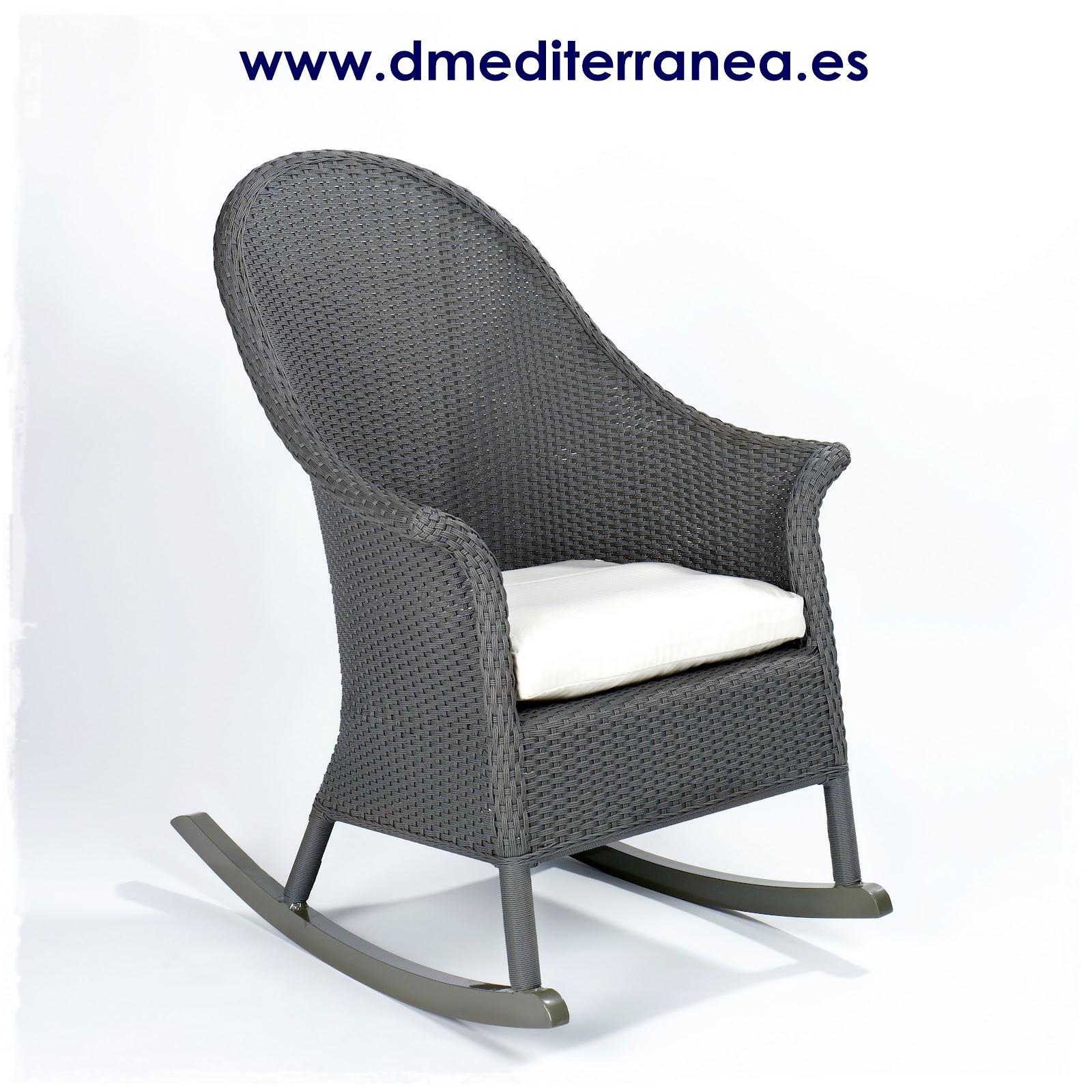 Imediterranea decoraci n interiorismo mobiliario jard n for Mobiliario jardin rattan