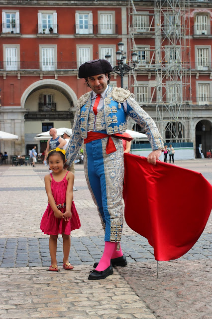 Torero | Madrid | Chichi Mary Online Kid's Boutique | Blog
