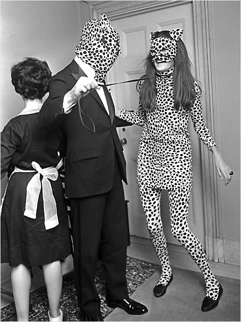 Halloween costumes leopard outfit